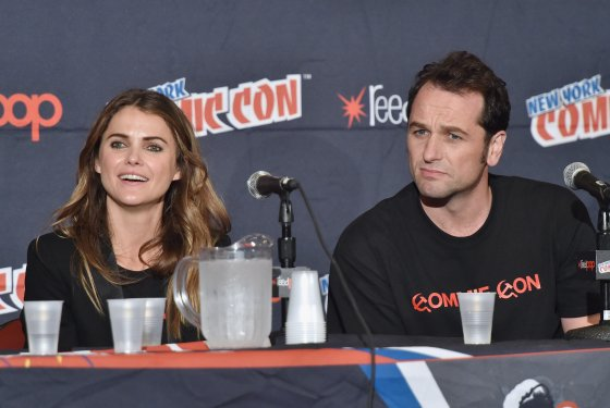 Matthew Rhys and Keri Russel Spill Hints on the Third Season of The Americans