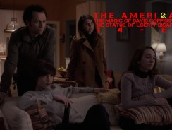 The Americans: The Magic of David Copperfield V: The Statue of Liberty Disappears | S4-E8