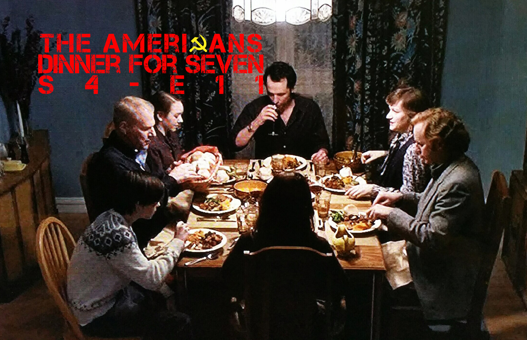 The Americans: Dinner For Seven | S4-E11