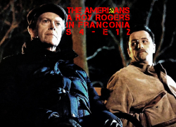 The Americans: A Roy Rogers in Franconia | S4-E12